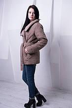 Куртка женская демисезонная Дакота ( беж ) код:  DK006
