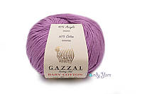 Gazzal_Baby Cotton_Лиловый №3414