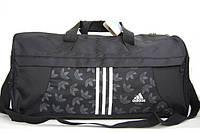 Сумка адидасю. Спортивная сумка. Стильная сумка. Сумка дорожная., фото 1