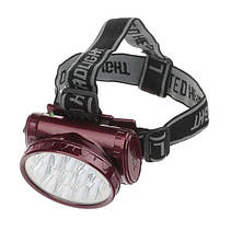 Налобный фонарь YJ-1898,Фонарь светодиодный налобный!Акция, фото 2