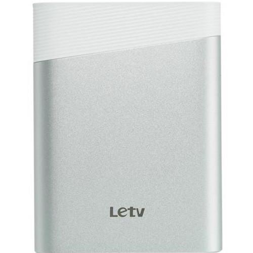Внешний аккумулятор Power Bank LeTV 13400 mAh/Silver
