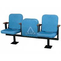"""Секционное кресло для конференц зала """"Плаза"""""""