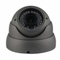 Камера видеонаблюдения LUX 43 SHЕ Sony EFFIO 700 TVL, купольная видеокамера, камера наружного видеонаблюдения