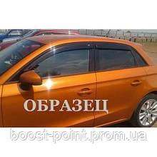 Дефлектори вікон (вітровики) Audi A3 I (ауді а3 1996-2006)