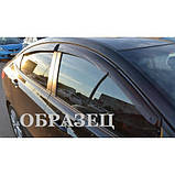 Дефлекторы окон (ветровики) Audi A4 B6 (ауди а4 б6) 2000-2004, фото 4