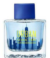 Antonio Banderas Urban Seduction Blue For Men - edt 100 ml