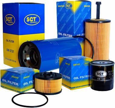 Фильтр воздушный SCT SB 3098