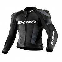 Мотокуртка SHIMA STR Black/Grey