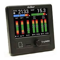 AvMap EngiBOX для проверки двигателей ROTAX