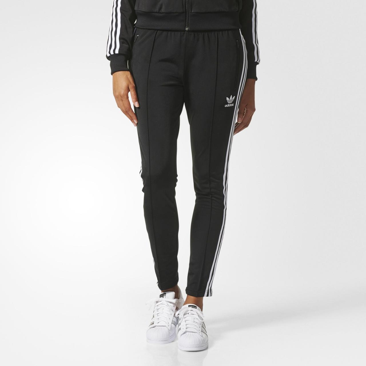 Женские брюки Adidas Originals SST (Артикул  BK0004) - Интернет-магазин  «Эксперт 55cf103ab78