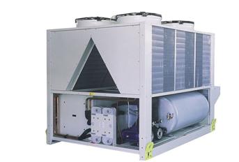 Расчет поставка и монтаж охладителя воды пленочного типа «BUCO» mod.BWP (Германия) для получения ледяной воды (+1*С), мощностью 427квт