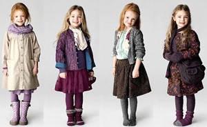 Одежда и головные уборы для девочек