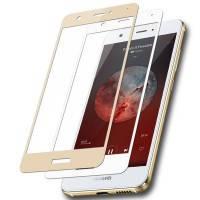 Защитное цветное стекло Mocolo (CP+) на весь экран для Huawei Honor 7 Plus