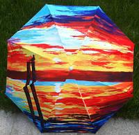 Зонт полуавтомат Закат