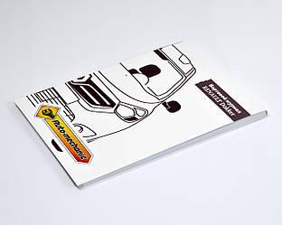 """Блокнот """"Бортовий журнал Renault Dokker"""" на Renault Dokker — Auto-Mechanic (Фірмові) - NRD"""