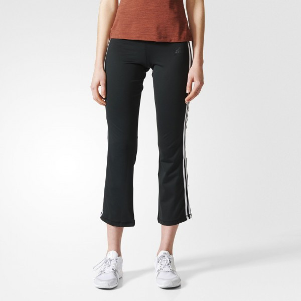 Женские брюки Adidas Performance Brushed 3 - Stripes (Артикул: BR8770)