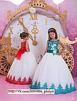 Детское нарядное платье BT-1139 - индивидуальный пошив