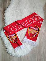Футбольный шарф Арсенал Arsenal