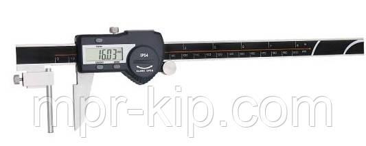 Штангенциркуль трубный Shahe (5117-200) 0-200/0,01 мм с бегунком
