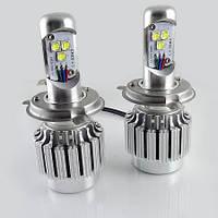 Светодиодная LED лампа ShoMe G1.2 H4 30W