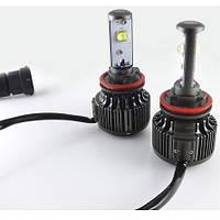 Светодиодная LED лампа ShoMe G1.1 H1,H3,H7,H11,9005,9006 30W