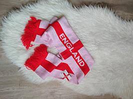 Футбольный шарф Англия