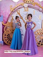 Детское нарядное платье BT-1147 - индивидуальный пошив