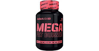 BioTech USA Mega Fat Burner 90t