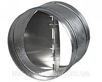 Обратный клапан металлический 100 мм, фото 1
