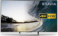 Телевизор Sony KD-55XE8505 (MXR 1000Гц, UltraHD 4K, Smart, 4K HDR ProcessorX1, TRILUMINOS, Dolby Digital 20Вт)
