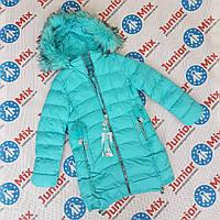 Подростковая зимняя куртка для девочек оптом  SPEED.A.  ПОЛЬША, фото 1