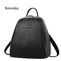 Рюкзак женский стильный Nevenka (черный)