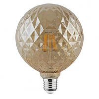 "Лампа ""RUSTIC TWIST-6"" 6W Filament led 2200К"