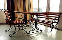 Уличный стол по низкой цене!  1.5 м