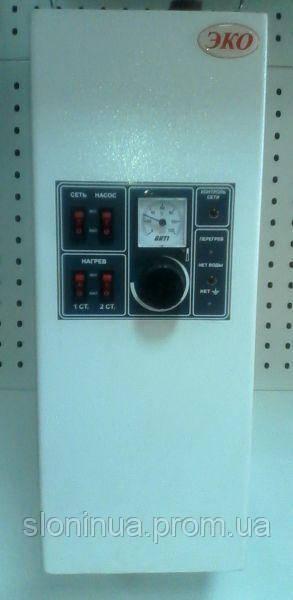 Котел электрический Эко Компакт 6 кВт 220В (6-я комплектация)