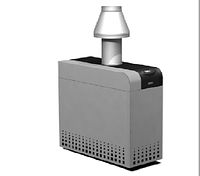 Стальной газовый котел HOT-WELL  GAS SMART ST 100 SL/SR