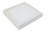 Светодиодный светильник 18Вт SN18WК 220х220мм (накладной)