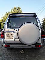 Колпак запаски Mitsubishi Pajero Wagon 3, 2004, MR961190