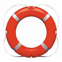 Спасательный круг КС 4.0 Сертифицированный, оранжевый