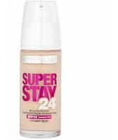 Стойкий тональный крем Maybelline Super Stay 24 часа (Мейбеллин Супер Стэй)