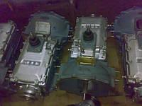 Коробка переключения передач КамАЗ КПП-141 на УрАЛ без делителя