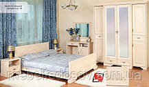 Спальня №2 Олеся (БМФ) ясень шимо