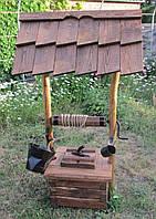 Декоративный колодец, фото 1