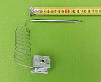 Термостат капиллярный двуполюсный (аварийный,защитный) MMG TC-1SB20PM / 110°С / T120 / 250V Венгрия, фото 1
