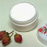 """Натуральный крем для кожи лица и области глаз """"Арган и шелк"""", фото 2"""