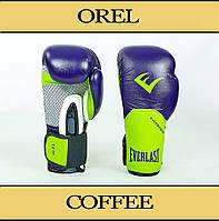 Боксерские перчатки EVERLAST 10 oz, 12 oz, 14 oz
