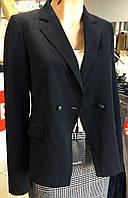 Пиджак Massimo Dutti (черный)