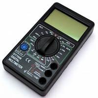 Мультиметр DT 700B, цифровой мультиметр dt, износостойкий мультиметр dt 700b, тестер мультиметр
