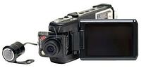 Автодорожный видеорегистратор P9+выносная камера, LUO /57
