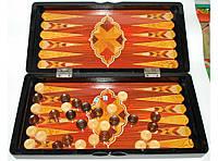 Нарды деревянные (40 х 40 см) i5-42, настольная игра нарды, подарочные нарды